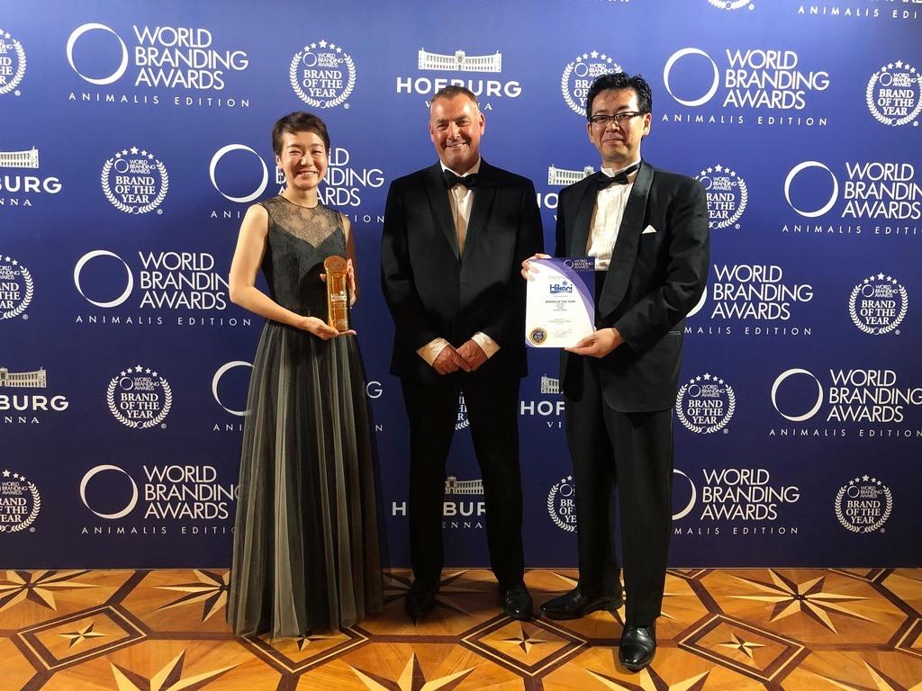 日本第一 !   Hikari 榮獲『2019年度品牌大獎』