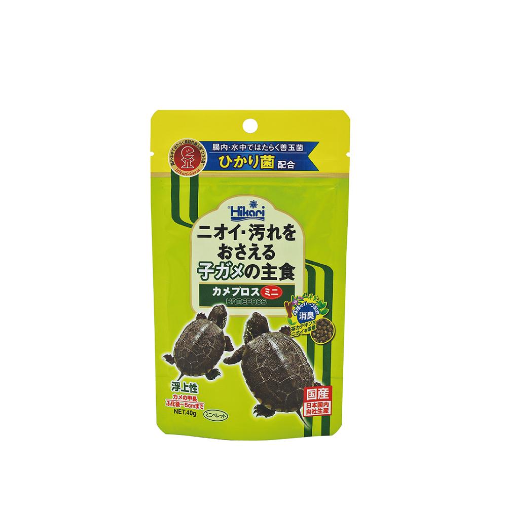 Saki-Hikari 善玉菌烏龜飼料 Mini顆粒 40g
