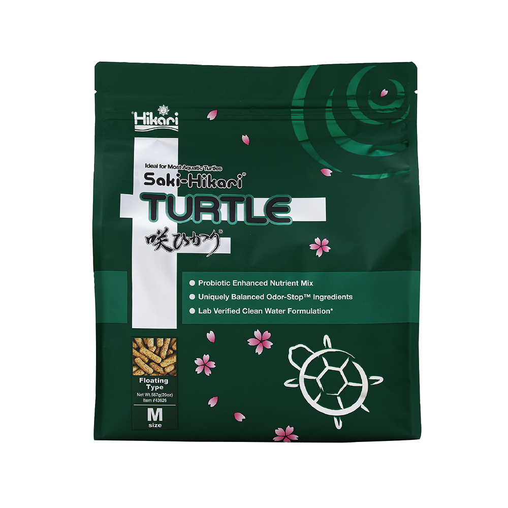 Saki-Hikari 善玉菌烏龜飼料 M顆粒 567g