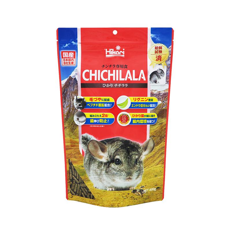 高夠力 CHICHILALA 金吉拉鼠 龍貓飼料 600g