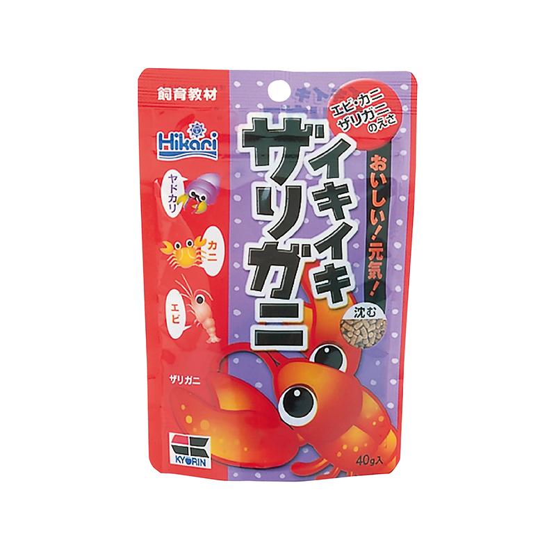 高夠力 (飼育教材) 螯蝦飼料 40g